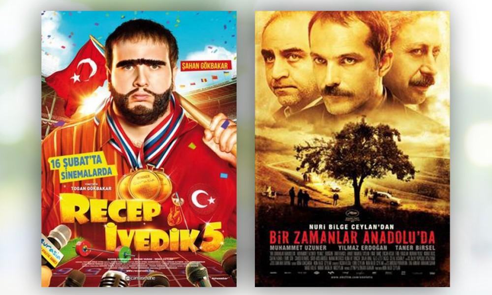 Sinema Tercihleri: Avrupalı Türkler Ne İzliyor?