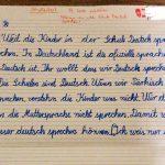 Okul Bahçesinde Türkçe Yasağı Tartışması Sürüyor