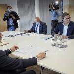 Sırbistan-KosovaDiyaloğu, 20 Ay Sonra AB Ara Buluculuğunda Yeniden Başladı
