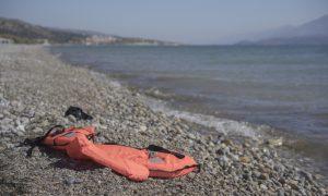 TunusAçıklarında Göçmen Teknesi Battı, 25 Göçmen Kayboldu
