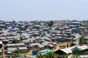 Arakanlı Müslümanların Kamplara Geri Gönderilmesi Çağrılarına Ret