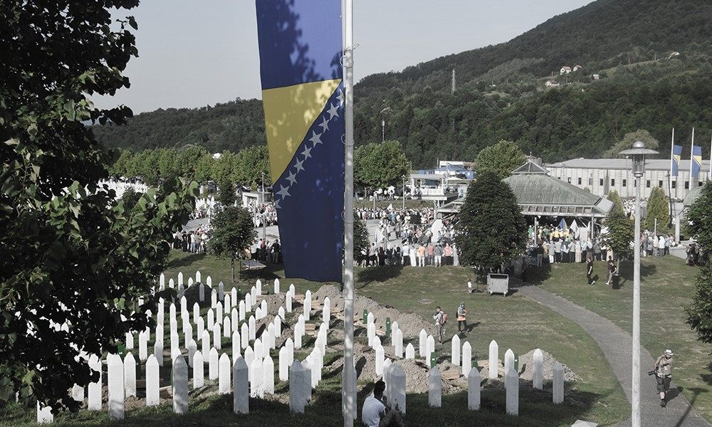 Potoçari Anıt Mezarlık