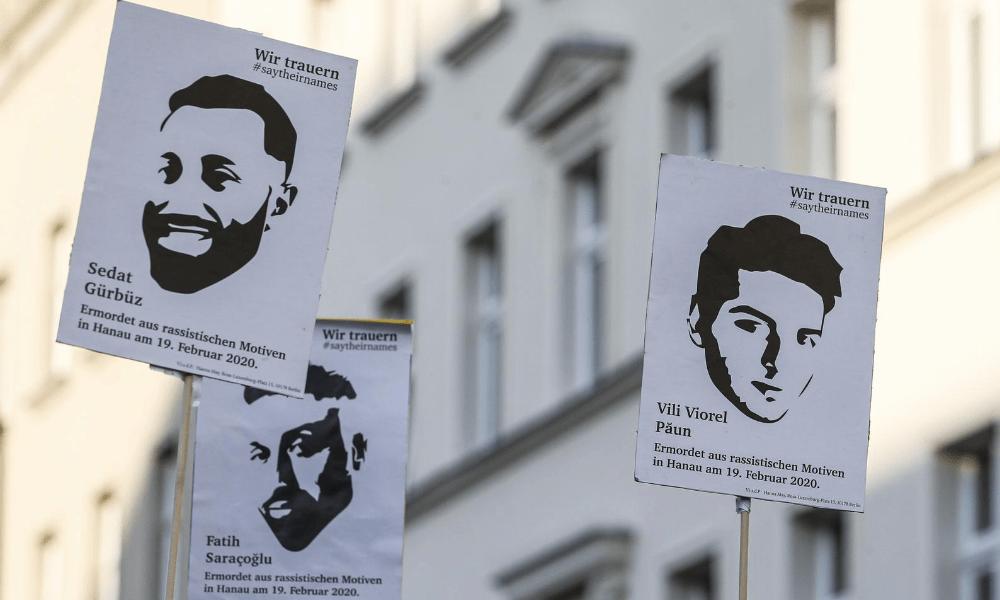 Savcılık Hanau Saldırganının Babasına Dava Açtı