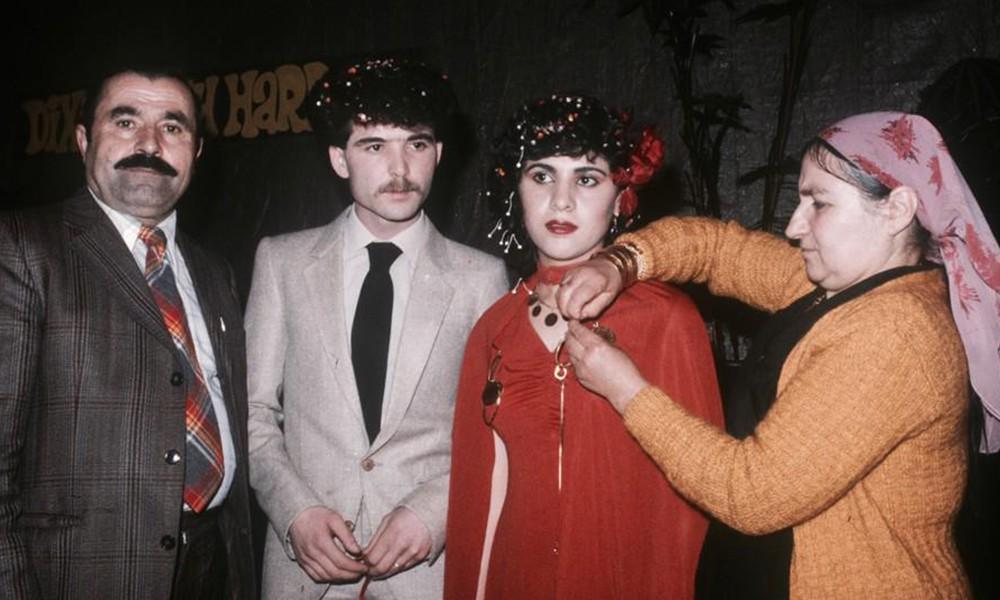 Avrupa'da düğün 1978 nişan