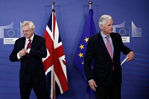 AB İle İngiltere Arasındaki Müzakerede Anlaşmaya Varılamadı