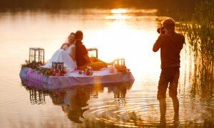 """""""Kamera Gözünden"""" Berlin'de Bir Düğün Töreni"""