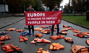 Avrupalı Yardım Kuruluşları, Yunanistan'ı Avrupa Komisyonuna Şikayet Etti
