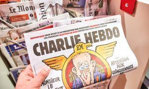 Charlie Hebdo'dan Hz. Muhammed'e Hakaret İçerikli Karikatürler