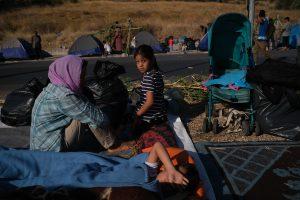 Yunanistan'ınMoriaKampındaki Sığınmacılar Avusturya'da İktidarı İkiye Böldü