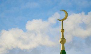 Avusturya'da Cami Duvarına İslamofobik Duvar Yazısı