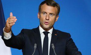 """Macron'a Tepkiler Büyüyor: """"Açıklamalar Endişe Verici"""""""
