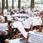"""""""Arakan'daki Suistimalleri Protesto Eden Öğrenciler Serbest Bırakılmalı"""""""