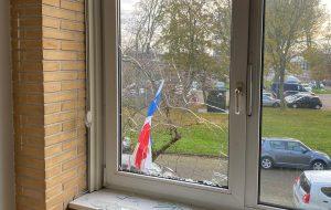 Hollanda'nın Zaandam Kentindeki Camiye Saldırı