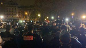Paris'te Sığınmacıların Tahliyesindeki Polis Şiddetine Soruşturma