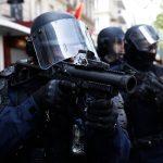 """Fransa'daki """"Irkçı"""" Şiddetin Faili Polisler Gözaltına Alındı"""