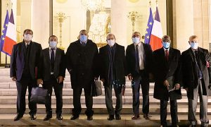 Macron CFCM'de Ulusal İmamlar Konseyi Kurmasını Talep Etti