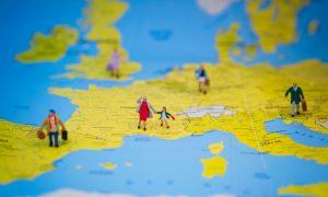 Dünya Genelinde Göçmen Nüfusu 50 Yılda 3 Kattan Fazla Artış Gösterdi
