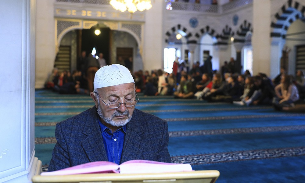 Almanya Müslümanlar Koordinasyon Konseyi (KRM)