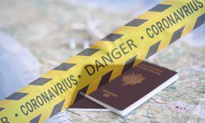Hollanda ve Belçika'dan İngiltere'ye Seyahat Kısıtlaması