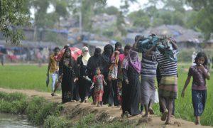 Bangladeş Polisi Bhasan Char Adası'ndan Kaçan 20 Arakanlı Müslümanı Gözaltına Aldı