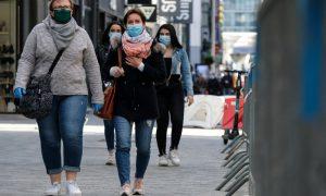 Belçika'da Salgın Tedbirleri İki Hafta Uzatıldı