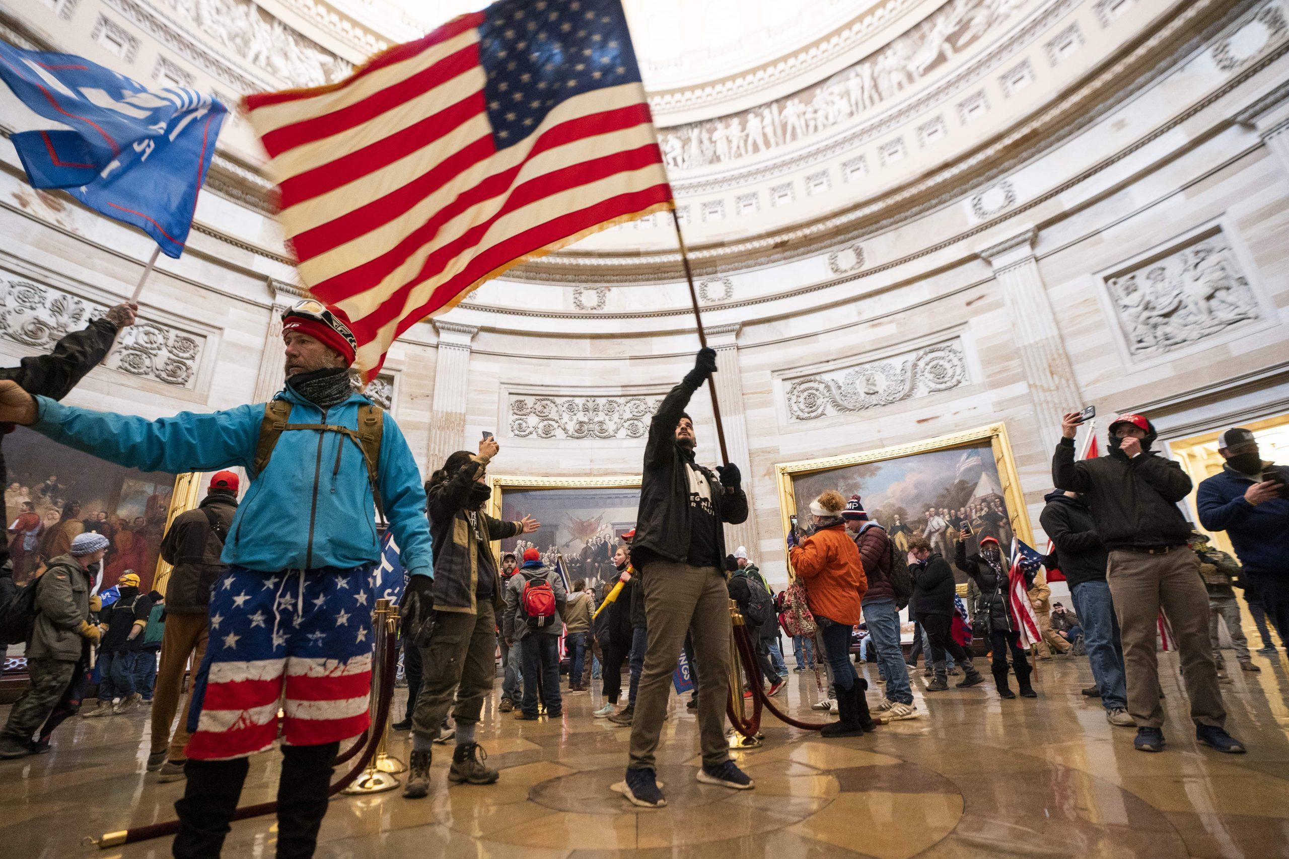 Amerika'da Kongre Baskınının Getirdikleri