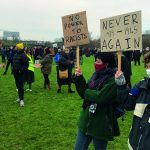 Hollanda'da Irkçılığa ve Ayrımcılığa Karşı Gösteri Düzenlendi