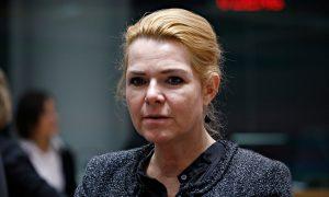 Danimarka'da, Eski Göç ve Uyum Bakanı Stöjberg Partisinden İstifa Etti
