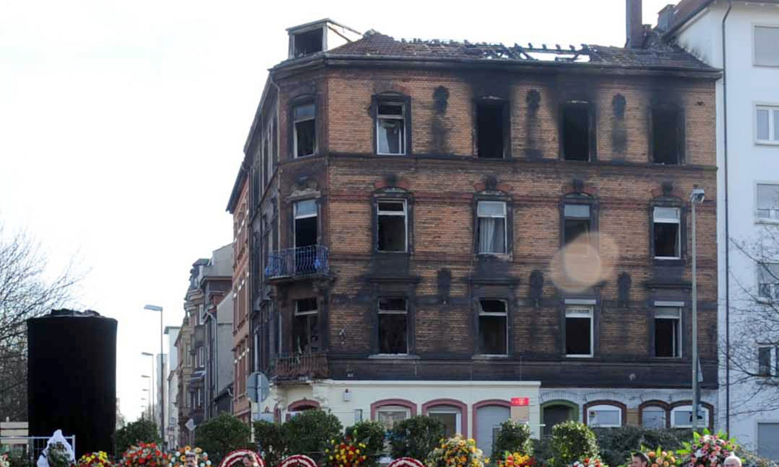 Ludwigshafen Yangını 2