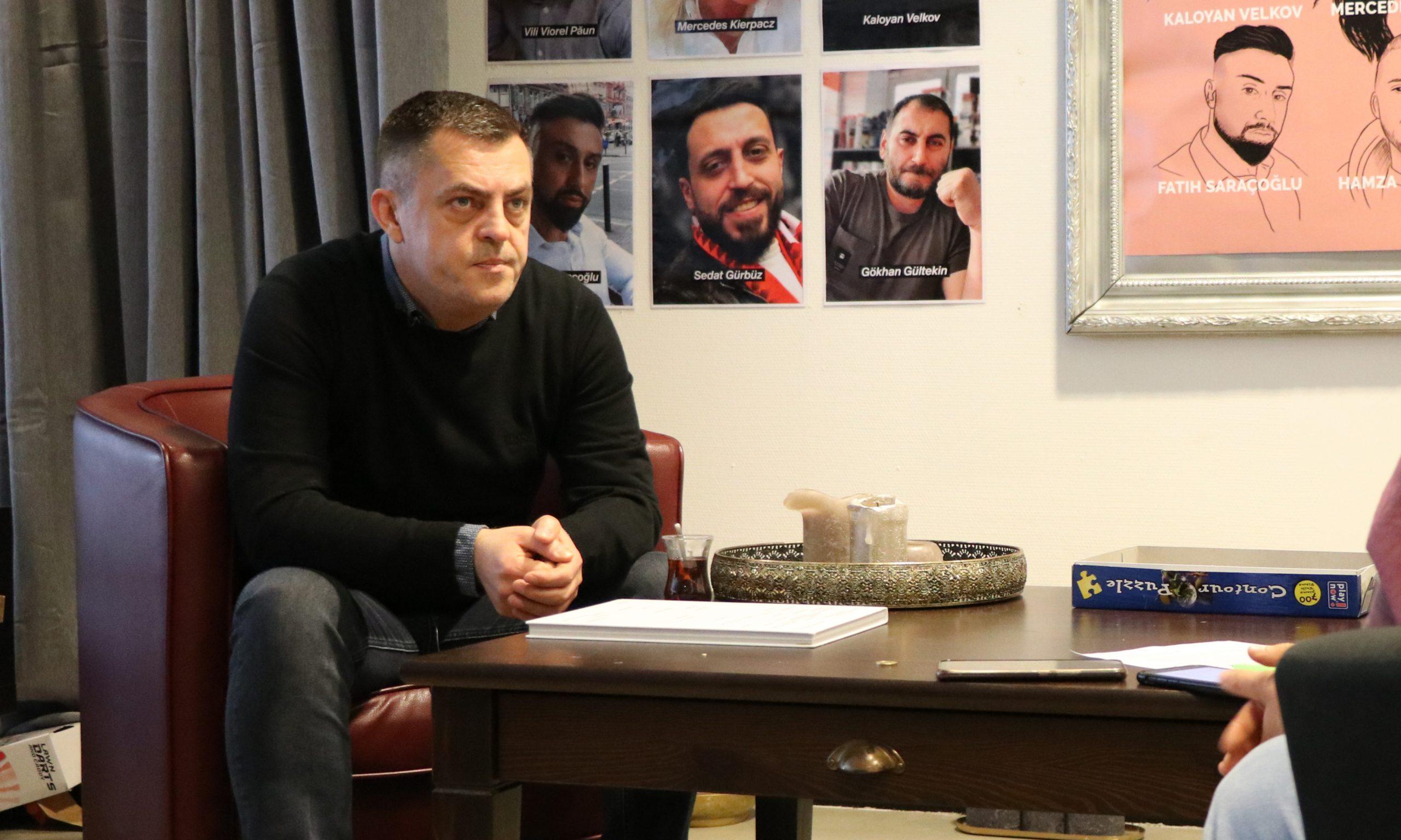 armin kurtovic röportaj