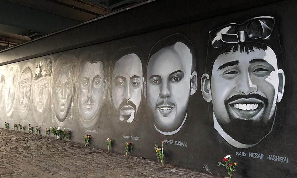 Aşırı Sağcı Özel Harekat Polisleri, 19 Şubat 2020'de Hanau'daymış