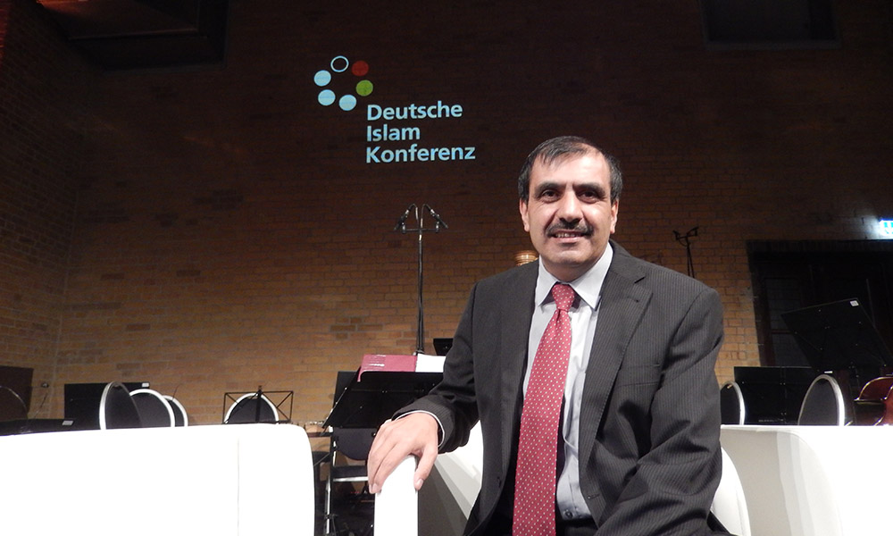 Alman İslam Konferansı Perspektif 3