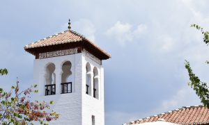 İspanya'da Açıktan Okunan Tek Ezan: Granada Ulu Camii