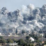 Filistinliler İsrail'in Saldırılarına Tepki İçin Greve Gitti