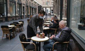 Belçika Maske Zorunluluğunu Kaldırıyor