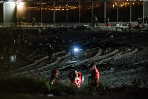 Fas ve İspanya Arasında Düzensiz Göçmen Krizi