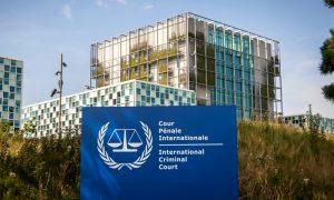 Filistin, Uluslararası Ceza Mahkemesine Başvuruyor