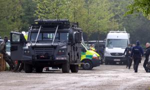 Firari Aşırı Sağcı Asker İçin Hollanda Ve Almanya da Alarmda
