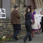 İngiltere Yerel Seçimler İçin Sandık Başında