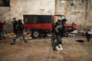 """""""Mescid-i Aksa'ya Yönelik Saldırılar Uluslararası Hukukun İhlalidir"""""""