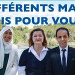 Macron'un Partisindeki Başörtülü Aday Tartışma Konusu Oldu