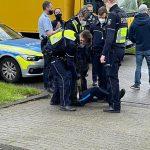 Almanya'da Camiye Bıçaklı Saldırı Girişimi