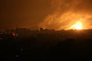 İsrail Ordusu Gazze Şeridi'ne Kara Operasyonu Başlattı