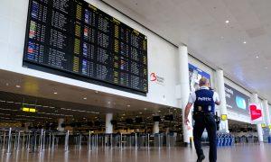 Belçika'da Başkasının Testiyle Seyahat Eden Kişiye Hapis Cezası