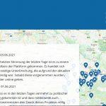 """""""İslam Haritası"""" Yeniden Kullanıma Açıldı: IGGÖ, Karara Tepkili"""
