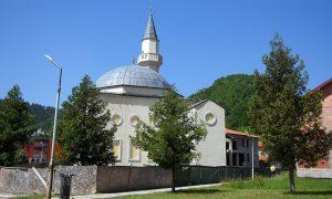 Bosna Hersek'in Olovo Kentinde Yapımı Duran Cami Yardım Bekliyor