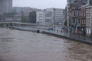Almanya'da Sel Nedeniyle Gerçekleşen Ölümlerin Sayısı Artıyor