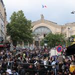"""Fransa'da """"Aşı Zorunluluğu"""" Karşıtı Gösteride Yönetim Protesto Edildi"""