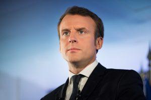 Macron, Artan Tepkiler Karşısında Kovid-19 Uygulamalarını Savundu