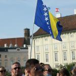 Avrupa Ülkelerinde Srebrenitsa Soykırımı Kurbanları Anıldı